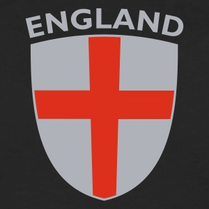 ENGLAND SHIELD T-Shirts - Men's Premium Longsleeve Shirt