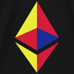 Ethereum Logo Hoodies & Sweatshirts - Men's Premium T-Shirt