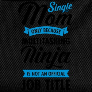 Single Mom - Multitasking Ninja T-shirts - Rugzak voor kinderen