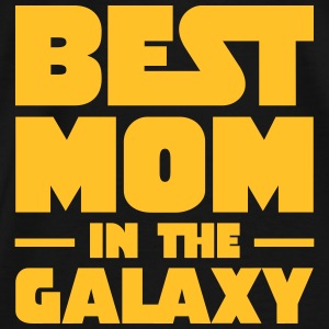 Best Mom In The Galaxy Hoodies & Sweatshirts - Men's Premium T-Shirt