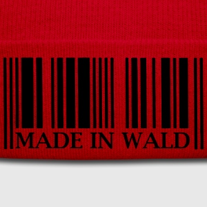 Made in Wald T-Shirts - Wintermütze