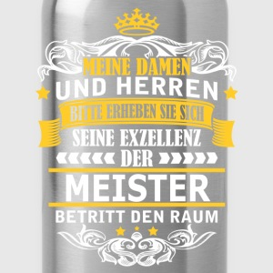 MEISTER T-Shirts - Trinkflasche