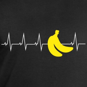 Bananas - Heartbeat Shirts - Men's Sweatshirt by Stanley & Stella