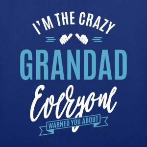 Crazy Grandad - Tote Bag