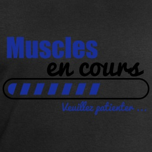 Muscles en cours,musculation  - Sweat-shirt Homme Stanley & Stella