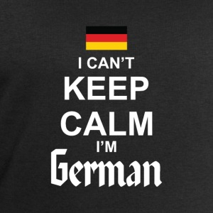 I Can't Keep Calm I'm German Tee shirts - Sweat-shirt Homme Stanley & Stella