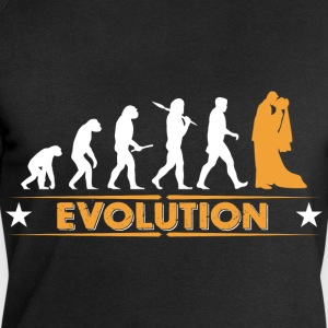 Mariage - evolution Tee shirts - Sweat-shirt Homme Stanley & Stella