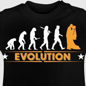 Marriage - evolution Shirts - Baby T-Shirt