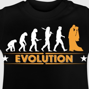 Heirat - Evolution T-Shirts - Baby T-Shirt