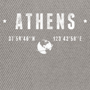 Athens  Tee shirts - Casquette snapback