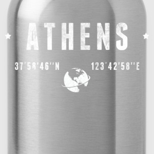 Athens  T-shirts - Drinkfles