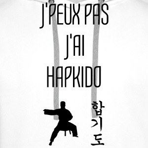 Hapkido / Hapkidoin / Martial Arts / Fight Tee shirts - Sweat-shirt à capuche Premium pour hommes