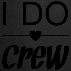 I DO Crew! JGA Hoodies & Sweatshirts - Cooking Apron