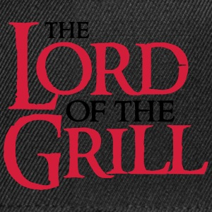 The Lord of the Grill Forklæder - Snapback Cap