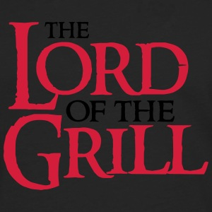 The Lord of the Grill T-Shirts - Männer Premium Langarmshirt