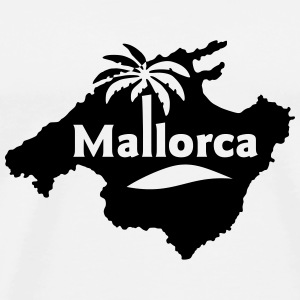 Mallorca Beach Party Spanien Ferieninsel Urlaub - Männer Premium T-Shirt