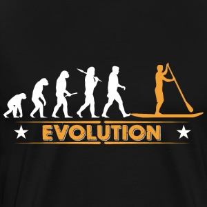 SUP - Stand up paddle - Evolution Sudaderas - Camiseta premium hombre