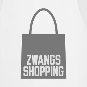 Weiß Zwangs Shopping © T-Shirts - Förkläde
