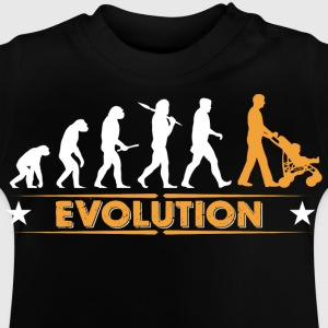 Walking Dad - Evolution Shirts - Baby T-Shirt