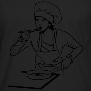 Cook cook to taste T-Shirts - Men's Premium Longsleeve Shirt