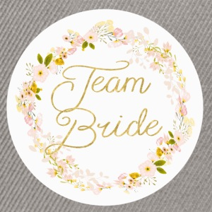 team_bride_big_wreath Magliette - Snapback Cap