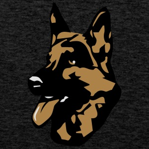 Dog Dobermann T-Shirts - Men's Premium Tank Top