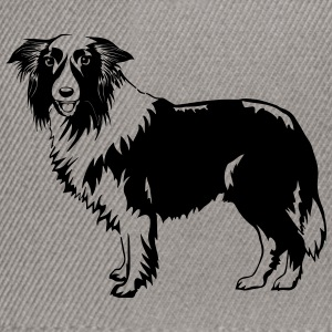 Dog Border Collie T-shirts - Snapbackkeps