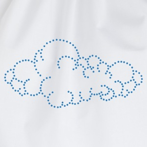 Wolk / cloud (dots, 1c) Sweaters - Gymtas