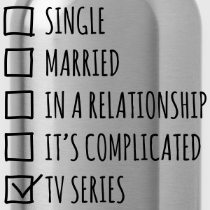 Single Married... TV Series T-Shirts - Water Bottle