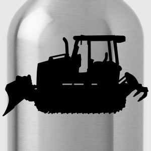 bulldozer T-shirts - Drinkfles