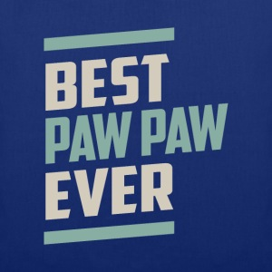 Best Paw Paw Ever - Tote Bag