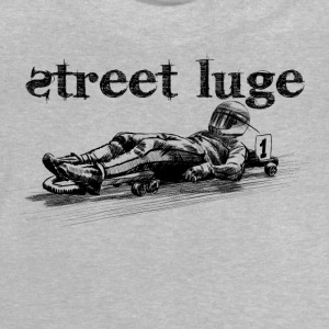 Street luge T-shirts - Baby-T-shirt