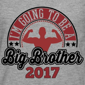Big Brother To Be 2017 T-Shirts - Männer Premium Langarmshirt