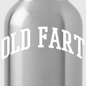 Old Fart T-Shirts - Trinkflasche