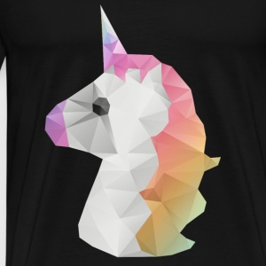 Licorne-triangular Sweat-shirts - T-shirt Premium Homme