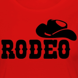 rodeo T-Shirts - Women's Premium Longsleeve Shirt