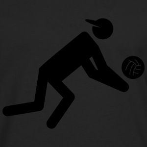 volley-ball Tee shirts - T-shirt manches longues Premium Homme