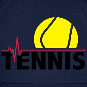 Tennis ball pulse T-Shirts - Baseball Cap