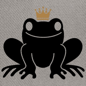 Prince Grenouille Tee shirts - Casquette snapback