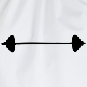 Barbell (cheap!) Tops - Drawstring Bag