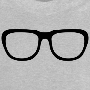 Nerd glasses, Geek (cheap!) T-shirts - Baby T-shirt