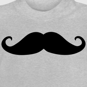 Mustache, beard (cheap!) T-shirts - Baby-T-shirt