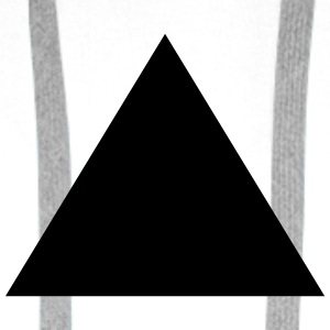 Triangle, pyramid (cheap!) T-shirts - Premiumluvtröja herr