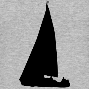 Sailboat (cheap!) Toppe - Herre Slim Fit T-Shirt
