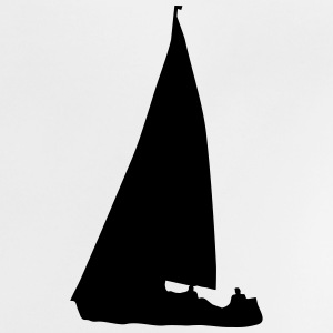 Sailboat (cheap!) Camisetas - Camiseta bebé