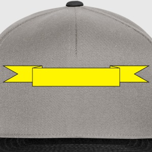 Banner (cheap!) Shirts - Snapback cap