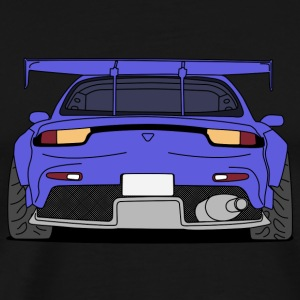 rx7rear colourful Kasketter & huer - Herre premium T-shirt