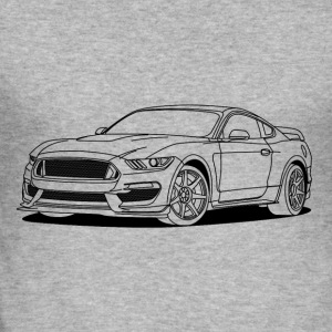 Cool Car Pullover & Hoodies - Männer Slim Fit T-Shirt