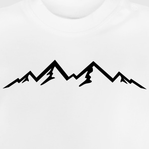 Mountain, Mountains (super cheap!) Shirts - Baby T-Shirt