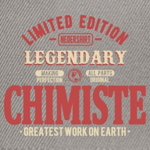 Chimiste Tee shirts - Casquette snapback